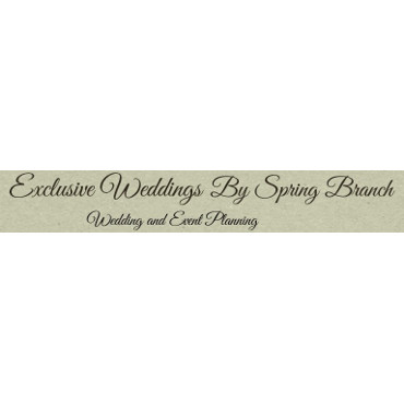 Exclusive Weddings by Spring Branch